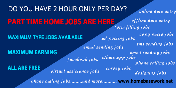 work from home jobs with homebasework.net