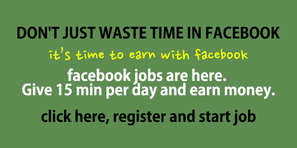 earn with facebook